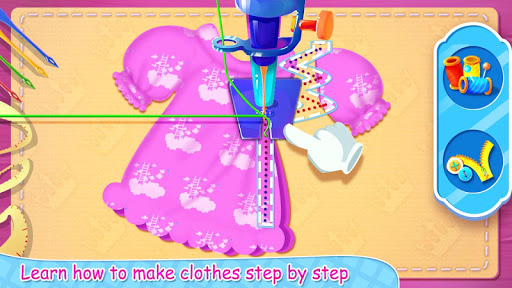 👸✂️Royal Tailor Shop 3 - Princess Clothing Shop screenshot 4
