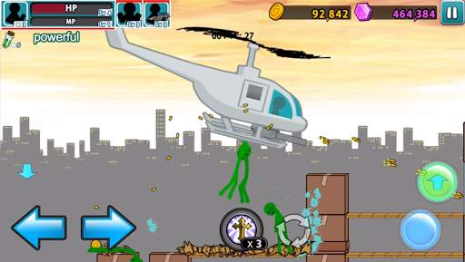 Anger of stick 5 : zombie screenshot 4