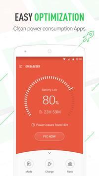GO Battery Pro 1 تصوير الشاشة