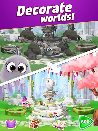 Angry Birds Match 3 screenshot 18