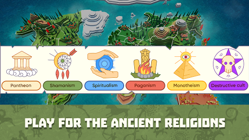 Religion inc. God Simulator & Sandbox World Create screenshot 1