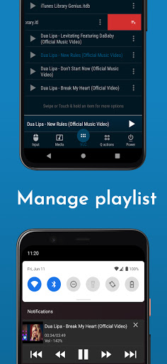 VLC Mobile Remote - PC Remote & Mac Remote Control screenshot 3