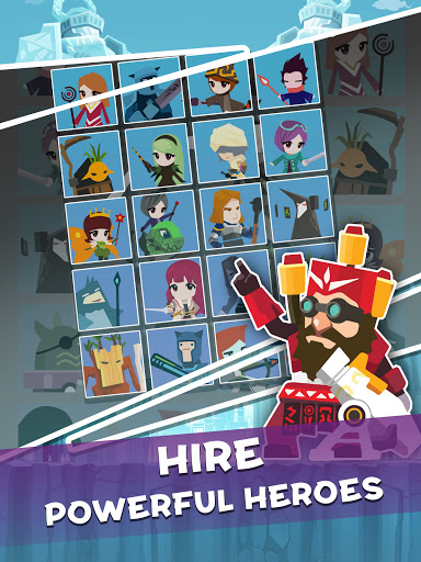 Tap Titans 2: Legends & Mobile Heroes Clicker Game 12 تصوير الشاشة