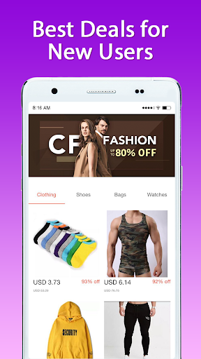 Club Factory - Online Shopping App screenshot 3