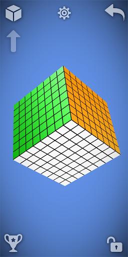 Magic Cube Puzzle 3D 6 تصوير الشاشة
