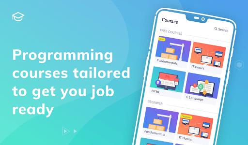 Programming Hub: Learn to code screenshot 2