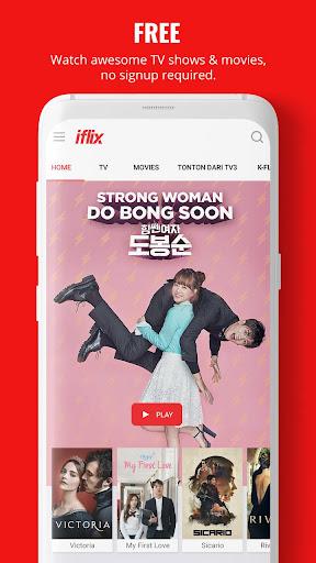 iflix - Movies & TV Series स्क्रीनशॉट 1