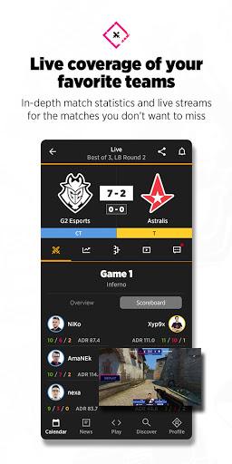 Strafe Esports screenshot 5