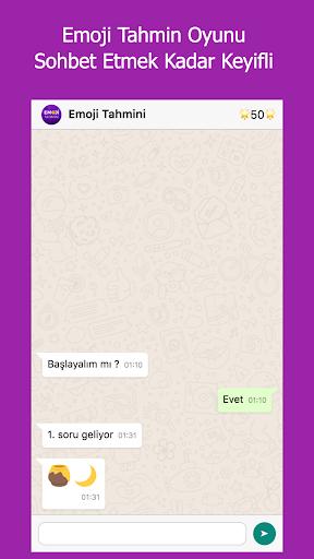 Emoji Tahmin Oyunu screenshot 1