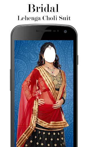 Bridal Lehenga Choli Suit New screenshot 4