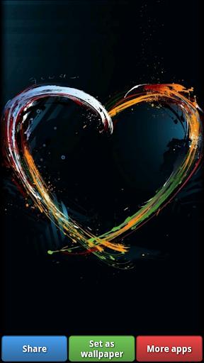 Love Heart HD Wallpapers screenshot 8