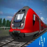 Euro Train Simulator 2 on 9Apps