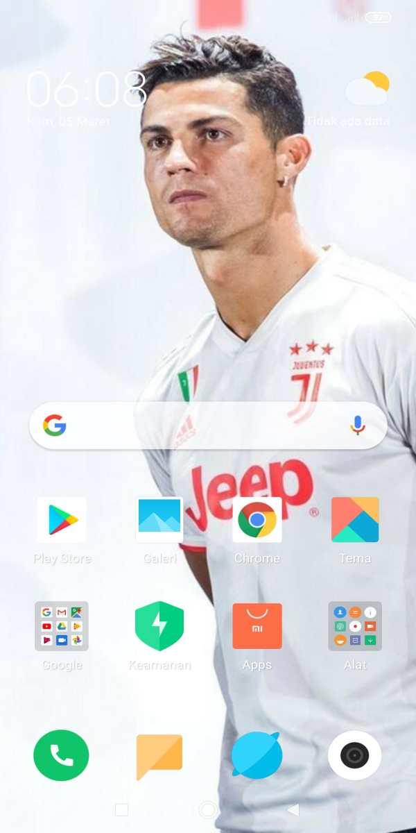 Ronaldo Wallpaper HD 4 تصوير الشاشة