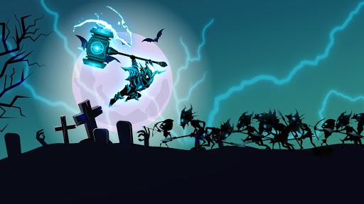 Stickman Legends: Shadow Offline Fighting Games DB screenshot 2