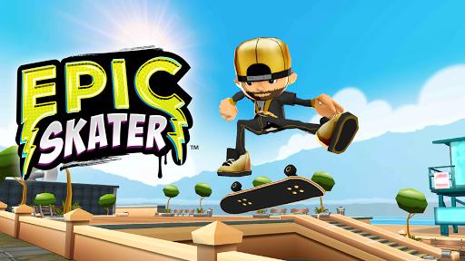 Epic Skater screenshot 1