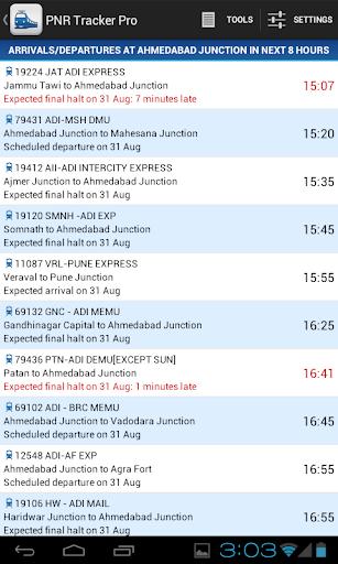 Indian Rail Guide screenshot 7