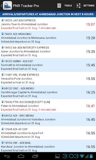 Indian Rail Guide screenshot 7