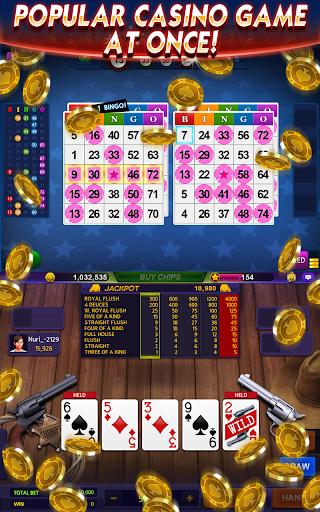 Galaxy Casino Live - Slots, Bingo & Card Game 4 تصوير الشاشة