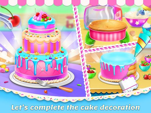 Sweet Bakery Chef Mania: Baking Games For Girls screenshot 10