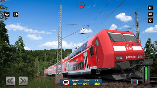 City Train Driver Simulator 2019: Free Train Games screenshot 7