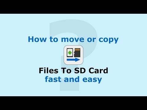 Files To SD Card screenshot 1