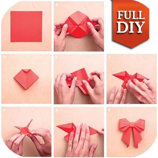 Simple Origami Tutorials