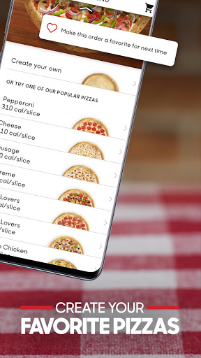 Pizza Hut - Food Delivery & Takeout 3 تصوير الشاشة
