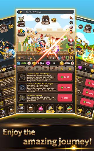 [VIP]  9 God Blessing Knight - Cash Knight screenshot 12