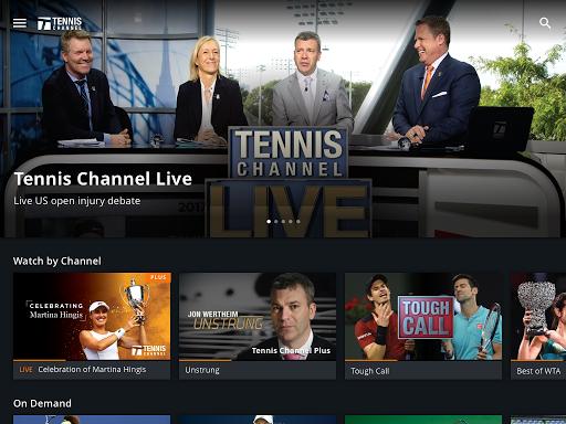 Tennis Channel 6 تصوير الشاشة