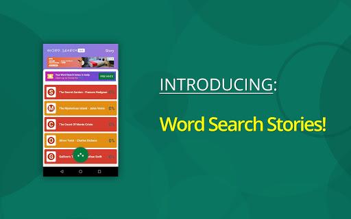Word Search स्क्रीनशॉट 10