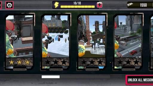 FPS AIR Fire Shooting 1 تصوير الشاشة