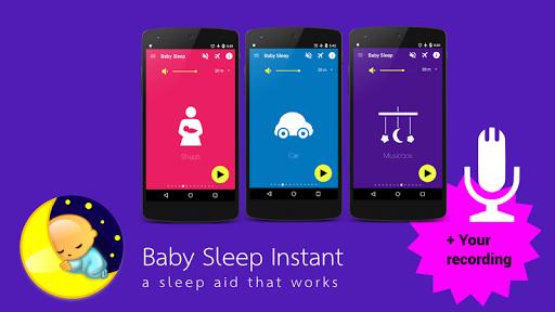 Baby Sleep 🍼 White noise lullabies for newborns screenshot 9