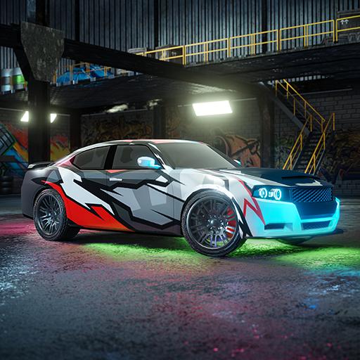 ikon Top Speed: Drag & Fast Street Racing 3D
