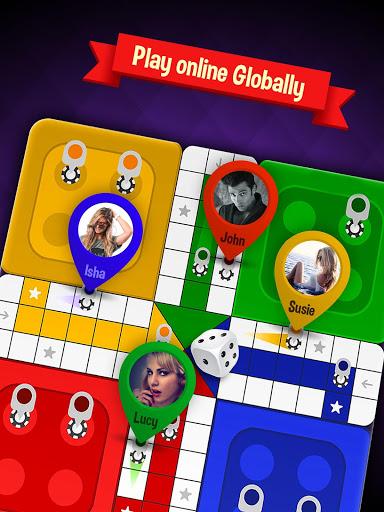 Ludo Master : Multiplayer Board Dice Game screenshot 6