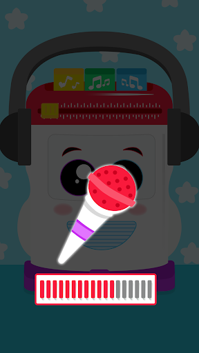 Baby Radio Toy. Kids Game 4 تصوير الشاشة