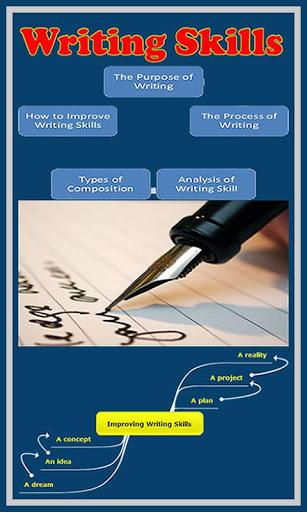 Writing Skills screenshot 1