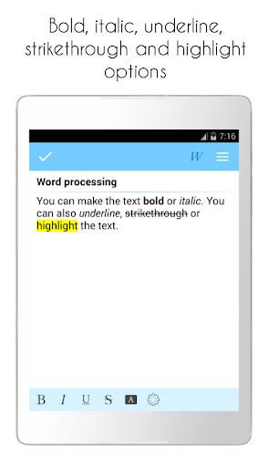Keep My Notes - Notepad, Memo and Checklist screenshot 22