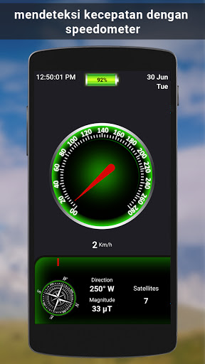 gps satelit - hidup bumi peta & suara navigasi screenshot 7