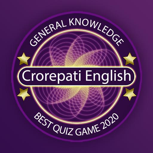 Ultimate KBC 2020 - Crorepati Quiz Hindi & English أيقونة