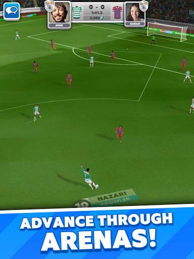 Score! Match - PvP Soccer screenshot 14