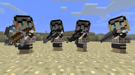 Guns for Minecraft screenshot 1