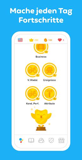 Duolingo: Sprachkurse kostenfrei screenshot 6
