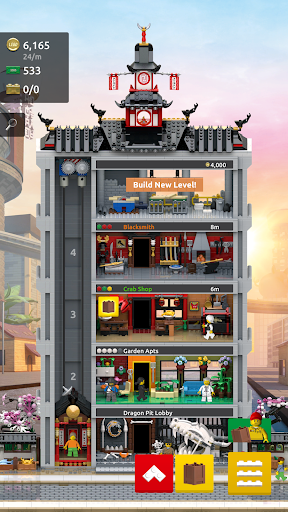 LEGO® Tower 3 تصوير الشاشة