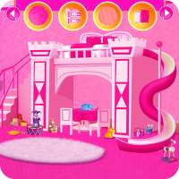Princess Castle Room on 9Apps