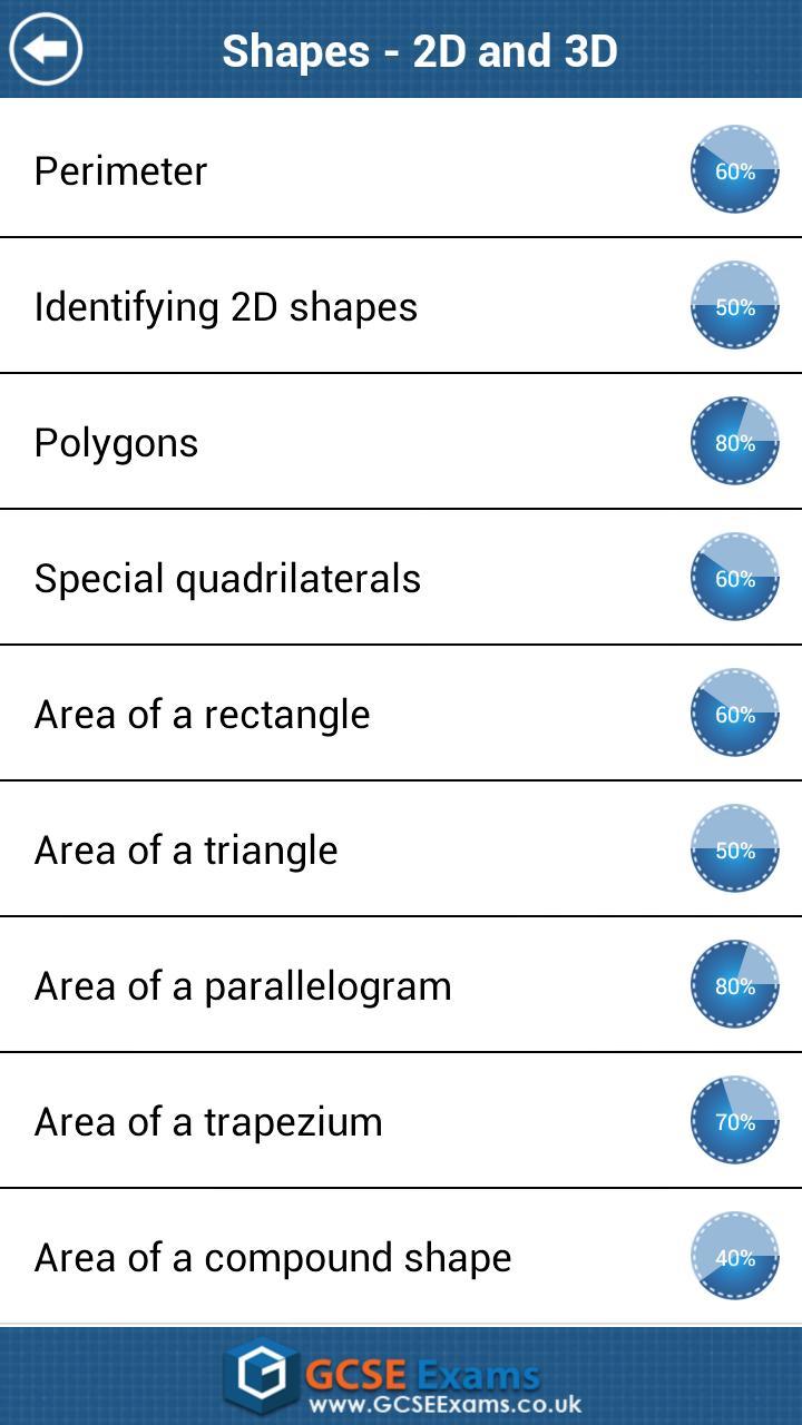GCSE Maths Geometry Revision L screenshot 2