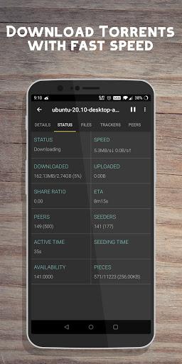 1DM Lite: Video, Torrent Download manager screenshot 4