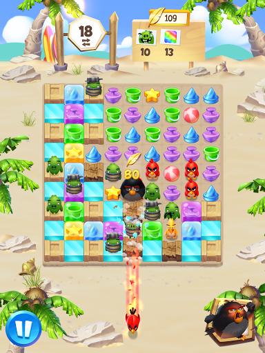 Angry Birds Match 3 23 تصوير الشاشة