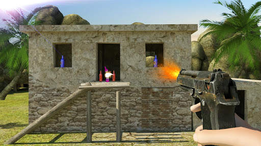 Bottle 3D Shooting Expert screenshot 9