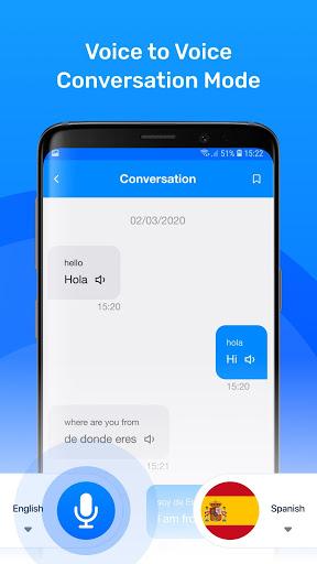 Translate All: Translation Voice Text & Dictionary screenshot 3