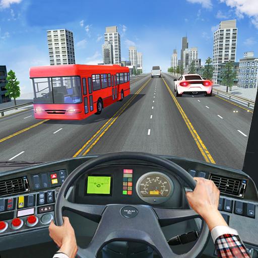 Modern City Bus Driving Simulator | New Games 2020 أيقونة